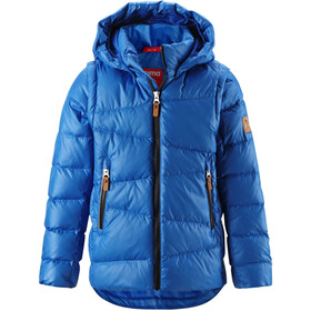 Reima Martti Down Jacket Boys Brave Blue